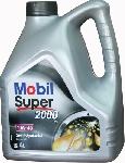 MOBIL SUPER 2000 X1 10W-40 - 4 L