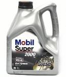 MOBIL SUPER 2000 X1 DIESEL 10W-40 - 4 L