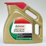 CASTROL EDGE TURBO DIESEL 5W-40 - 4 L